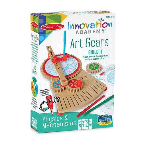 Innovation Academy - Art Gears