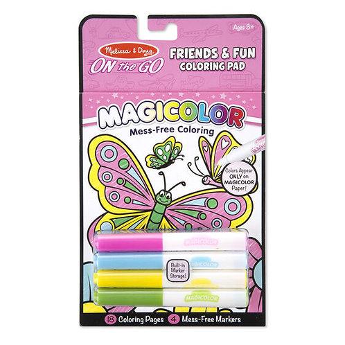 Magicolor Pad - Friendship and Fun