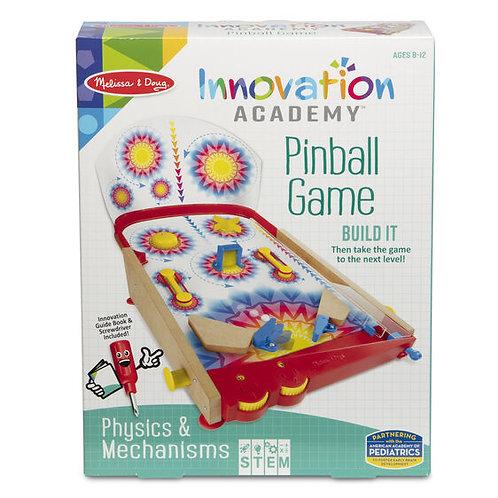 Innovation Academy - Pinball Game