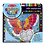 Thumbnail: Peel and Press Stained Glass - Butterfly