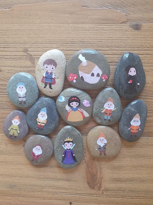 Story Stones - Snow White
