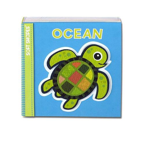 Soft Shapes Book - Ocean