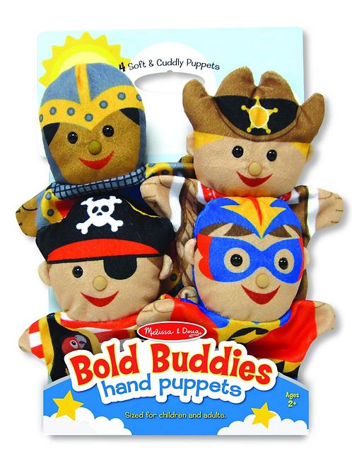 Hand Puppets - Bold Buddies