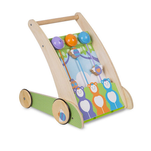 Ring a Ding Forest Friends Push Toy