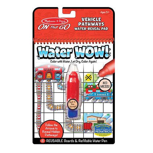 Water Wow - Vehicle Pathways