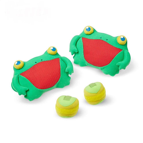 Skippy Frog Toss and Grip