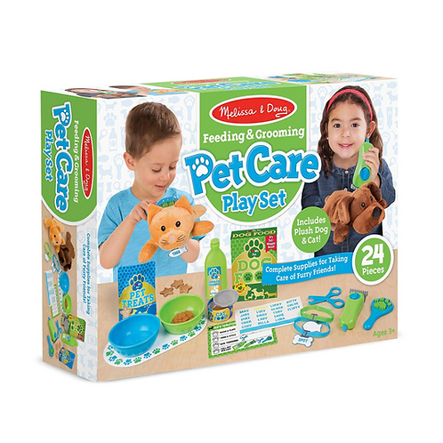 Feeding and Grooming Pet Care