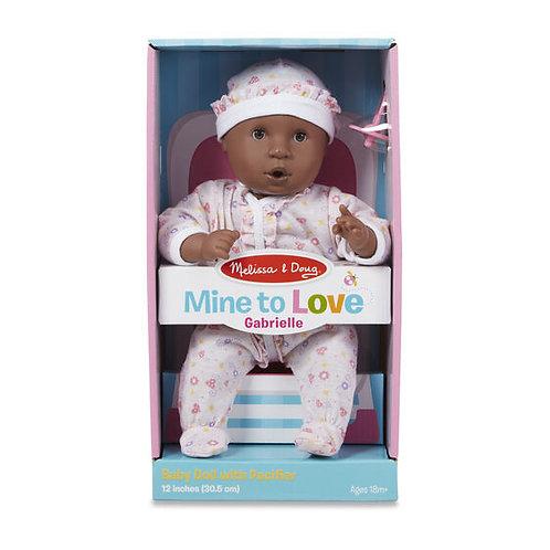 """Gabriella 12"""" Doll"""