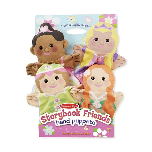 Hand Puppets - Storybook Friends