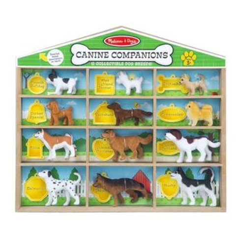 Canine Companions - 12 Collectable Dogs