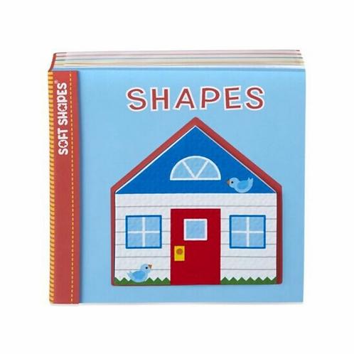 Soft Shapes Book - Shapes