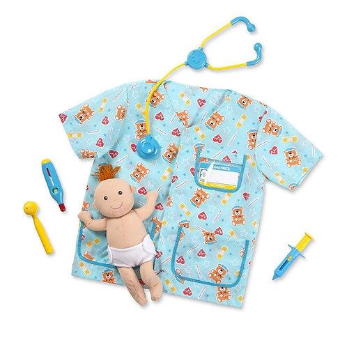 Role Play Dress Up - Pediatric Nurse