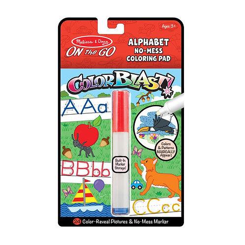 Color Blast - Alphabet