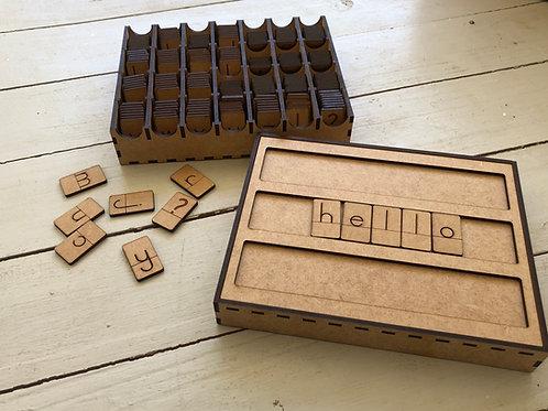 Spelling Box
