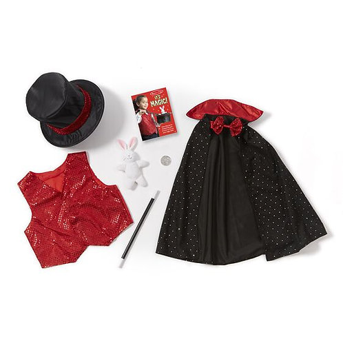 Role Play Dress Up - Magician