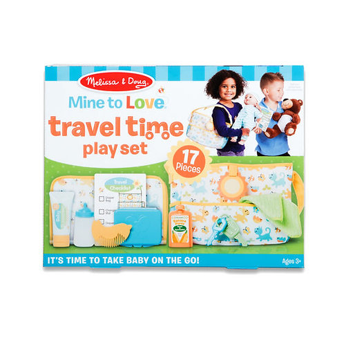 Travel Time Play Time
