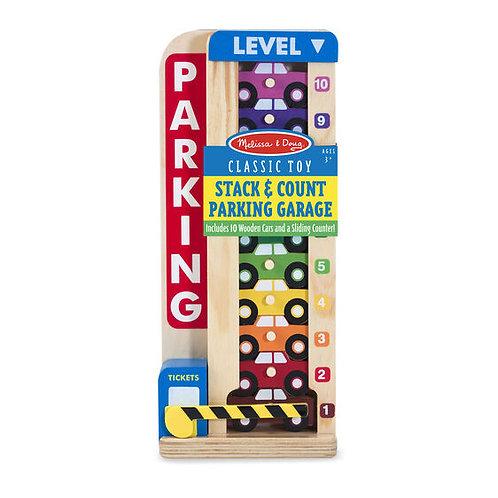 Counting Vehicle Parking Garage