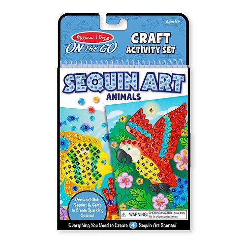 Sequin Art - Animals