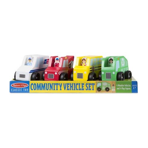 Community Vehicle Set