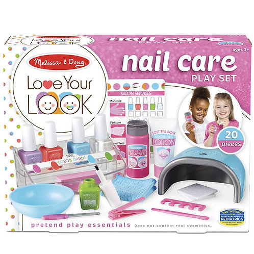 LOVE YOUR LOOK!  Nail Care Play Set
