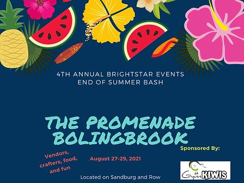 4th Annual Summer Bash