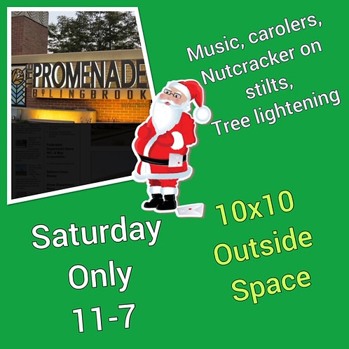 3rd Annual Holiday Market Saturday only