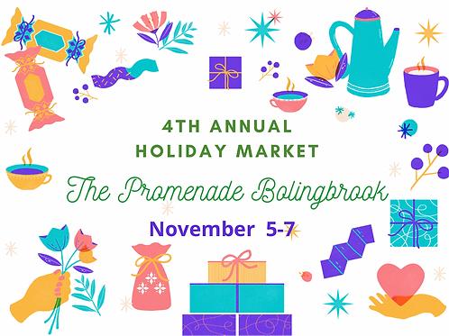 Holiday Market @The Promenade