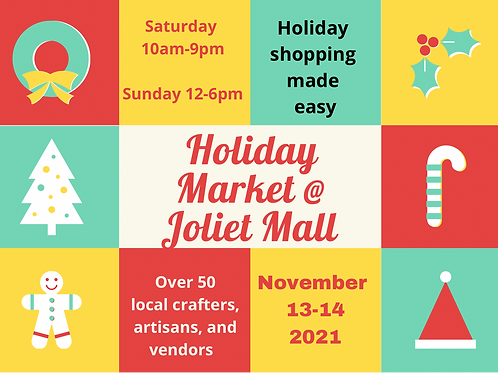 Holiday Market @ Joliet Mall
