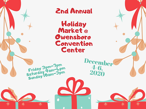 2nd Annual Holiday Show