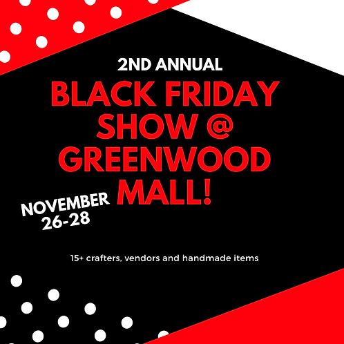 Black Friday at GreenwoodMall