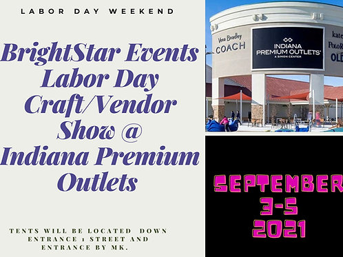 Indiana Premium Outlet Labor Day Show