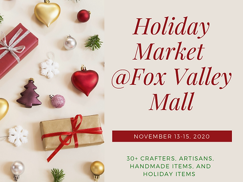 Holiday Market at Fox Valley