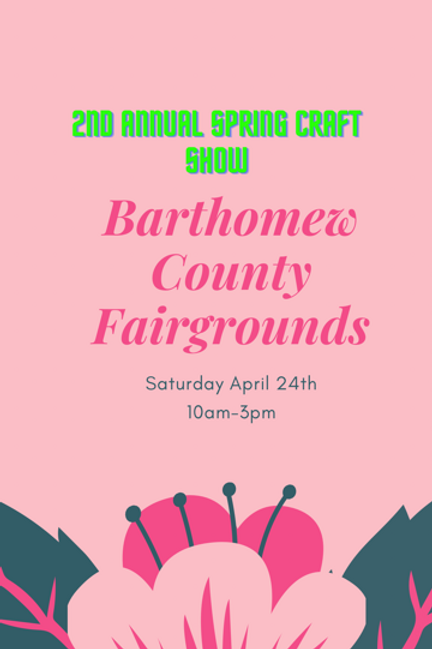 2nd Annual Spring Show Bartholomew