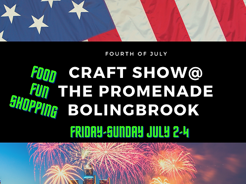 Promenade July 4th Show