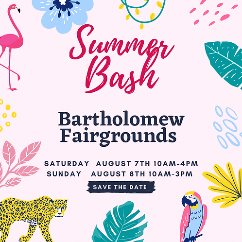 Bartholomew Summer bash