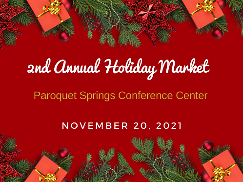 2nd Annual Paroquet Springs Holiday Market