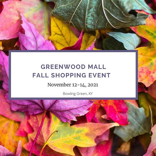 Greenwood Mall Fall Show