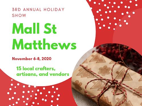 3rd Annual St. Matthews VHoliday Show