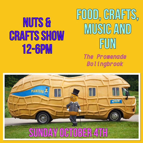 Nuts & Crafts Show