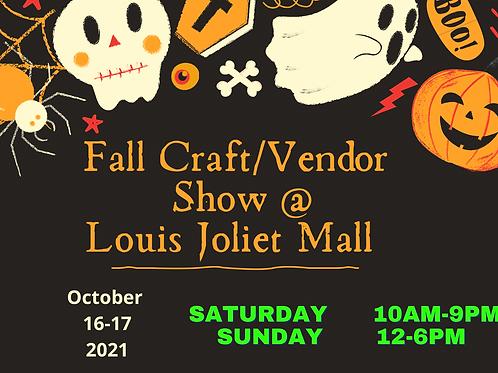 Fall Show Joliet Mall