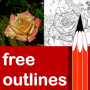 free outlines