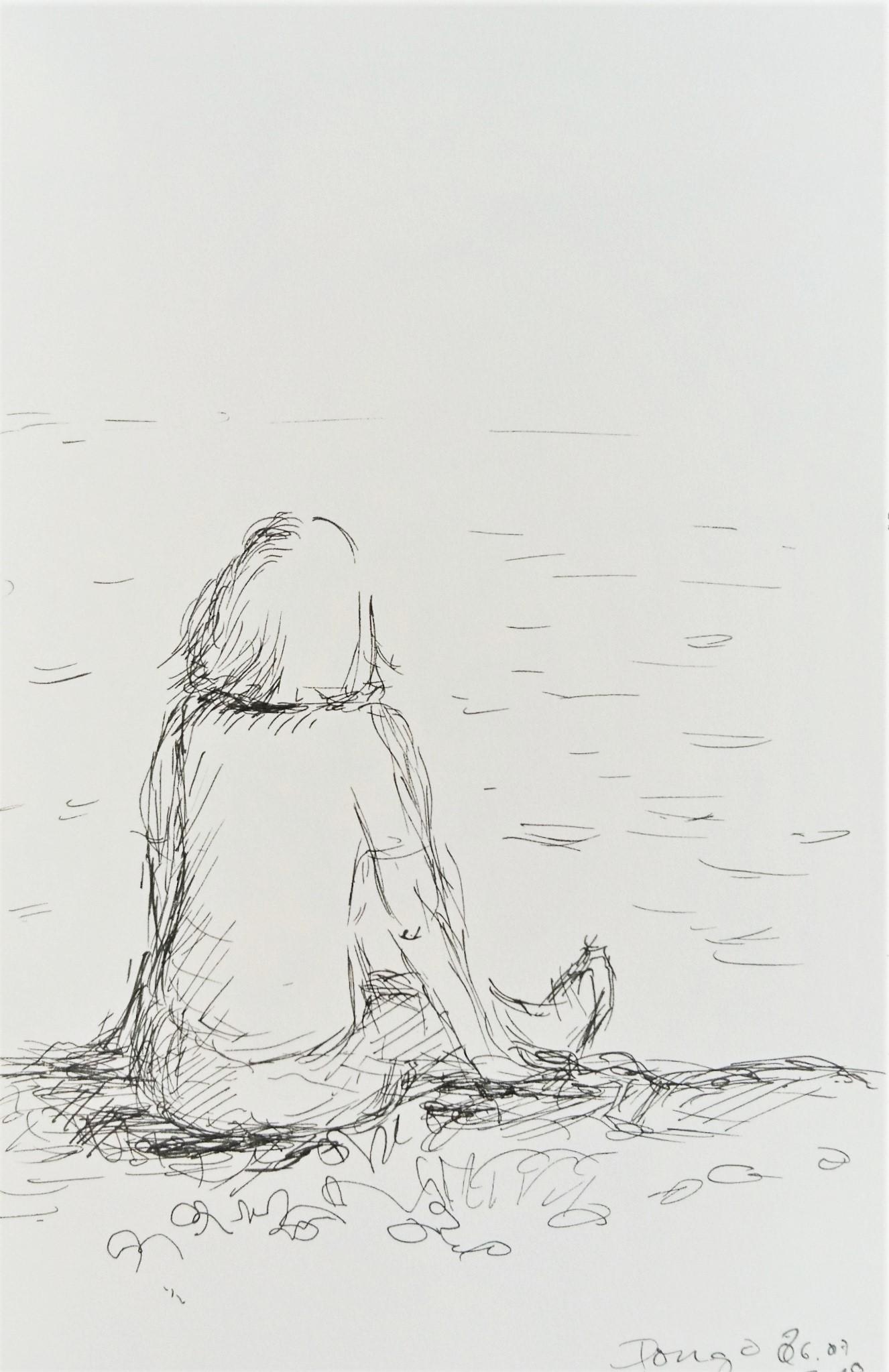 Sketchbook Gravedona 1