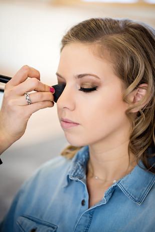 Traveling Makeup Artist