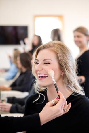 Private Makeup Lesson