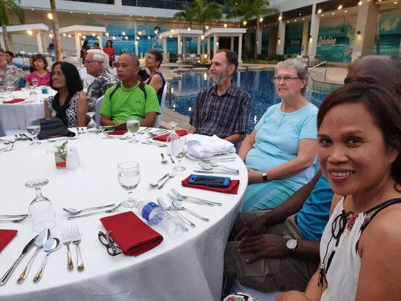 Wonderful People that Trusting NEM Travel & Tours