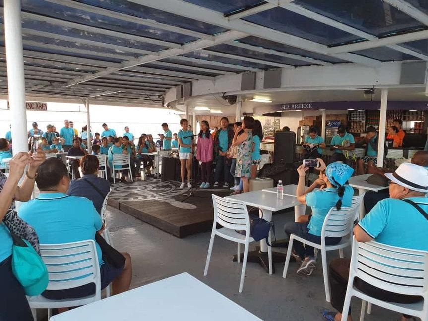 People Gathering Boracay 2019