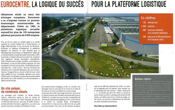 Magazine Eurocentre