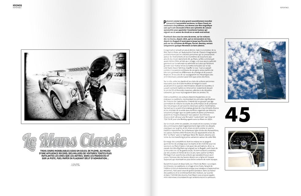 Magazine Fuel