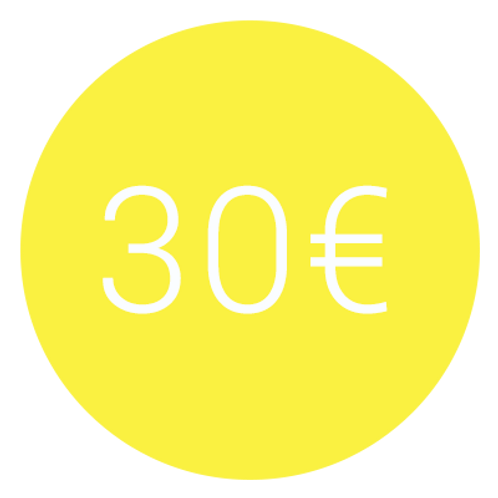 ADHÉSION 30€