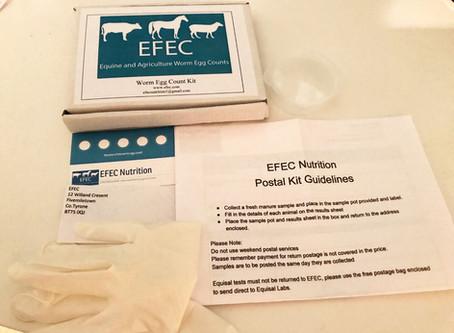 EFEC Launches New Postal Kits